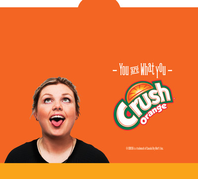 Crush Orange campaign