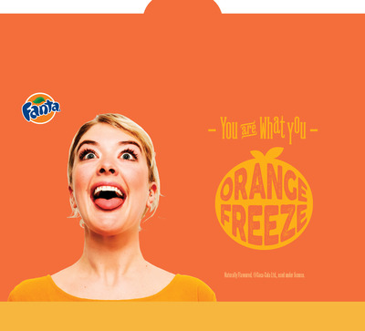 Orange Freeze campaign