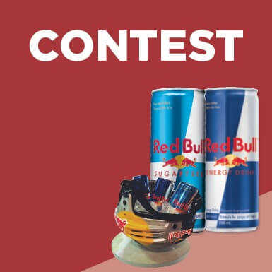 Red Bull Ice Buckets Contest