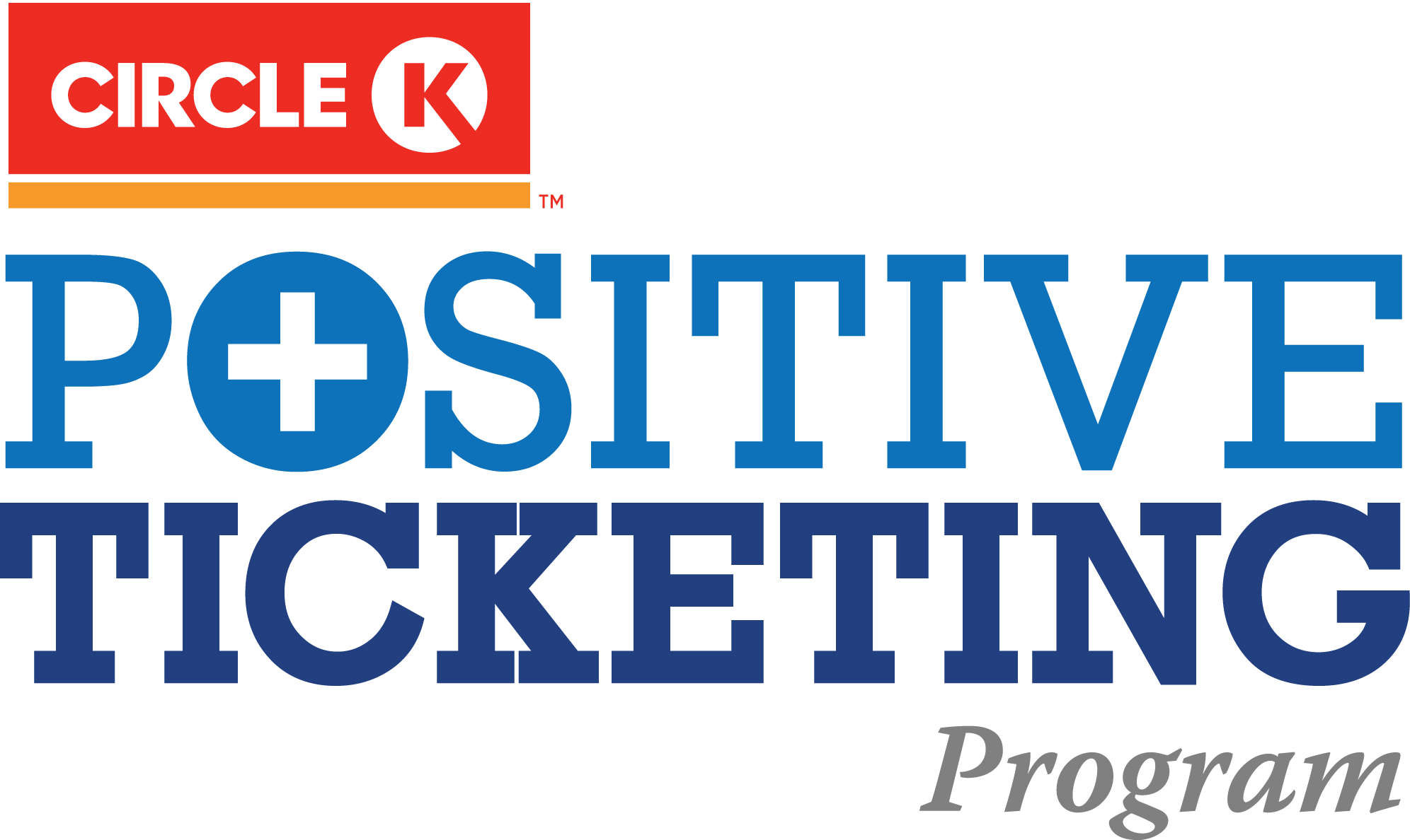 Positive Ticketing Program
