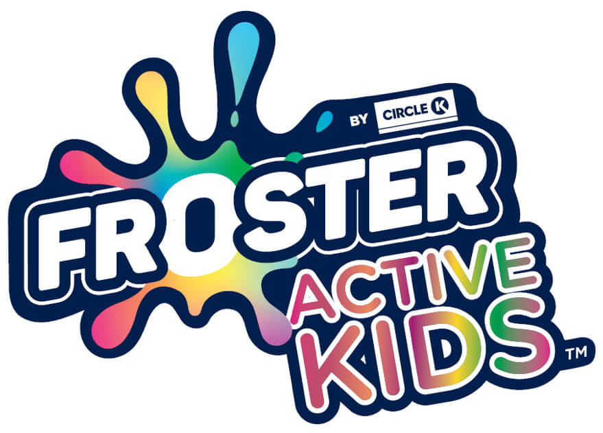 Froster Active Kid Logo
